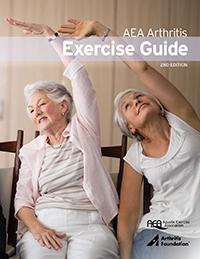 AEA Arthritis Exercise Guide - 25 PACK
