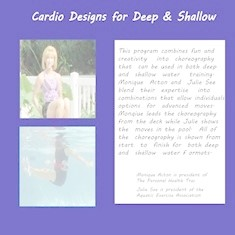 Cardio Designs for Deep & Shallow with Monique & Julie