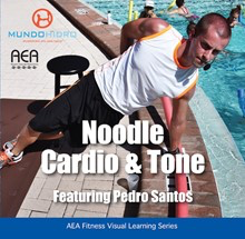 Noodle Cardio & Tone with Pedro Santos NO-SKU8