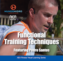 Functional Training Techniques with Pedro Santos NO-SKU7