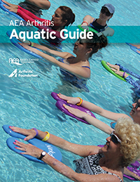 AEA Arthritis Aquatic Exercise Guide - 25 PACK